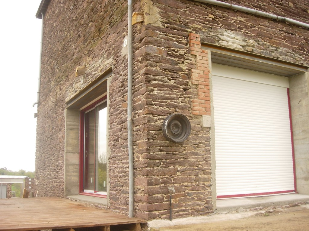 creation ouvertures murs porteurs rennes r alisation percement ma on b ton pierre parpeing brique. Black Bedroom Furniture Sets. Home Design Ideas