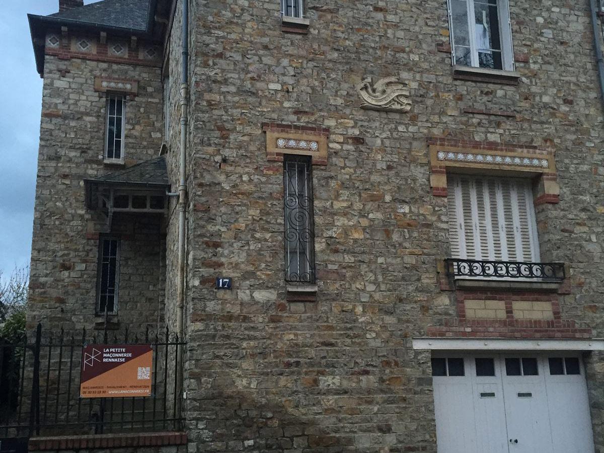 ouvertures portes fenetres rennes murs renovation pierre